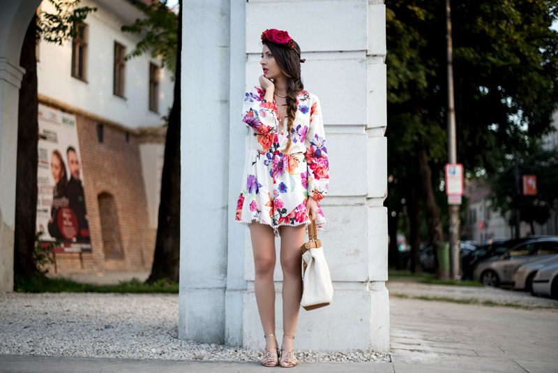romanian fashion blogger