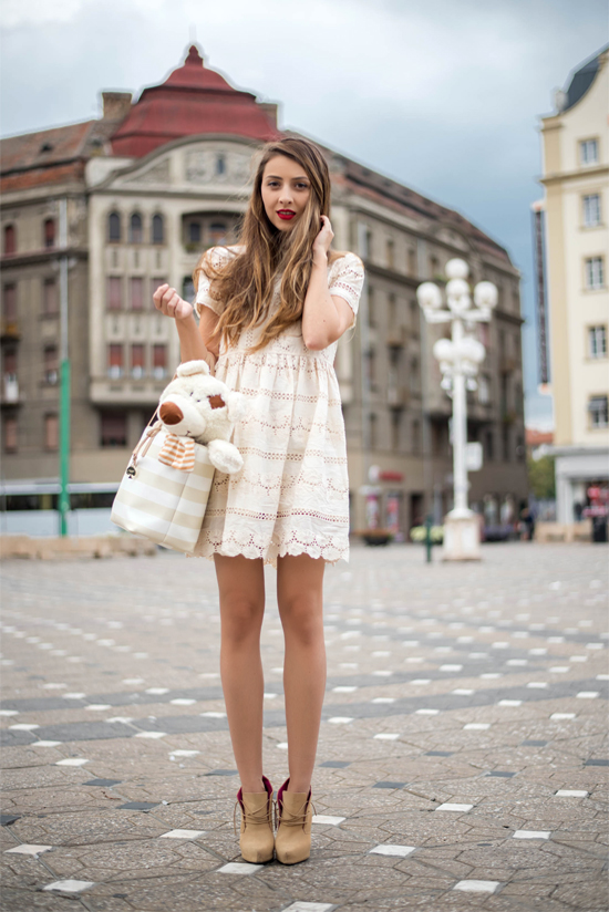 chicwish dress blogger