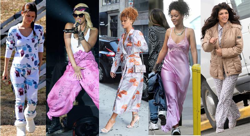pijama trend worst styles
