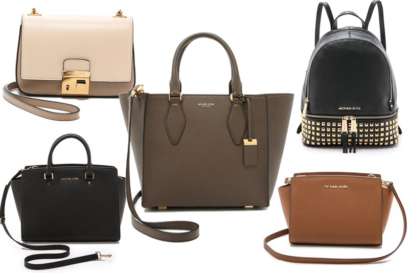 Michael Kors bags at sale