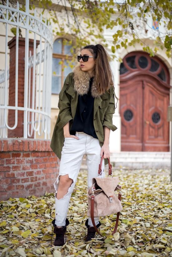 army style outfit 2