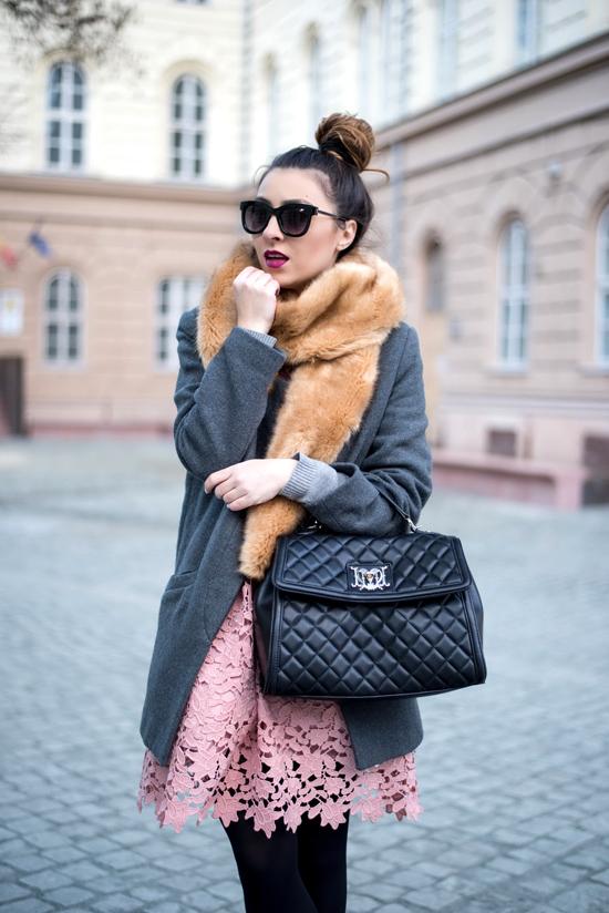 Love Moschino Bag street style