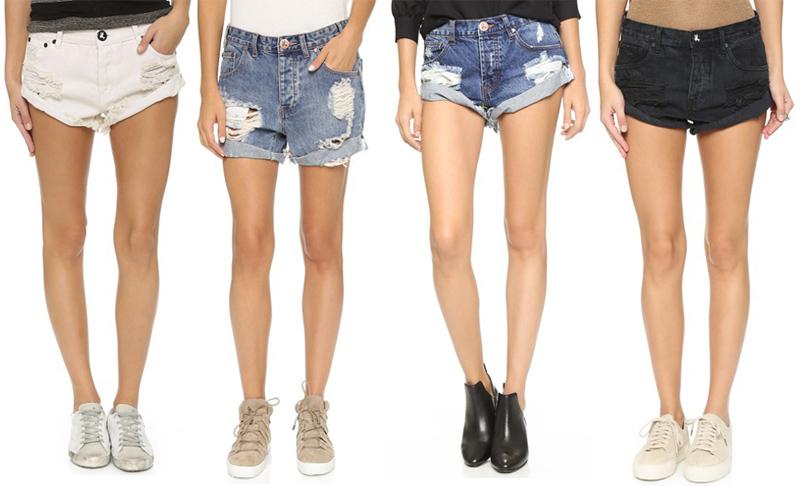 short jeans on sale 2016