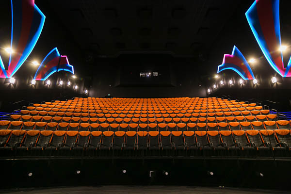 Cinema City la Shopping City Timisoara