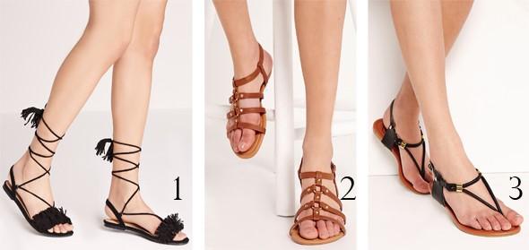 sandale la preturi avantajoase