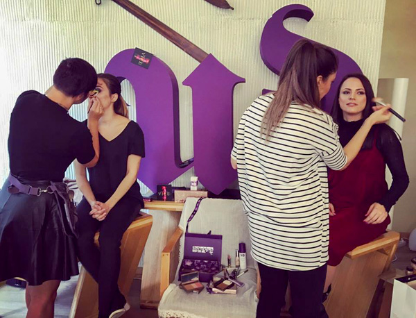 Urban Decay la fashion fridays