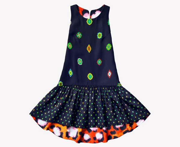 kenzo x hm-sleeveless-dress