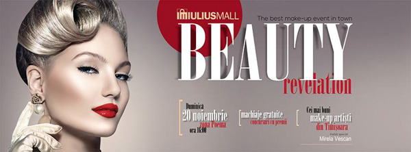 beauty revelation la iulius mall timisoara